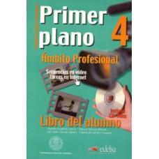 PRIMER PLANO 4 ALUMNO + CD