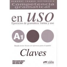 EN USO A1 COMPETENCIA GRAMATICAL CLAVES