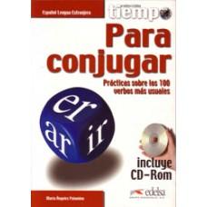 TIEMPO PARA CONJUGAR + CD