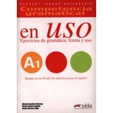 EN USO A1 COMPETENCIA GRAMATICAL + CD