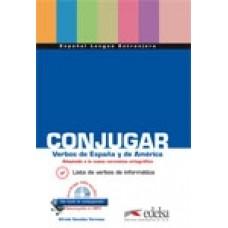 CONJUGAR VERBOS DE ESPAÑA Y AMÉRICA