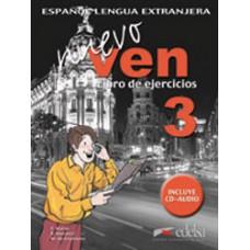 NUEVO VEN 3 LIBRO DE EJERCICIOS