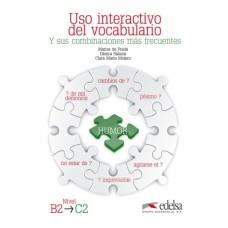 USO INTERACTIVO DEL VOCABULARIO B2-C2