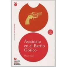 ASESINATO EN EL BARRIO GÓTICO