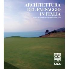 ARCHITETTURA DEL PAESAGGIO IN ITALIA - OUTLET