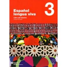 ESPAÑOL LENGUA VIVA 3 PACK ALUMNO