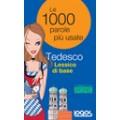 LE 1000 PAROLE PIÙ USATE TEDESCO LESSICO DI BASE