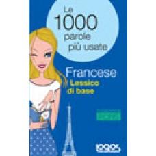 LE 1000 PAROLE PIÙ USATE FRANCESE LESSICO DI BASE