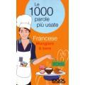 LE 1000 PAROLE FRANCESE MANGIARE & BERE