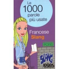 LE 1000 PAROLE FRANCESE SLANG