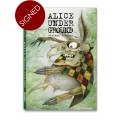 ALICE UNDER GROUND - signed copy