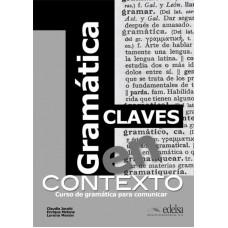 GRAMATICA EN CONTEXTO CLAVES