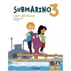 SUBMARINO 3 PACK- ALUMNO + CUADERNO DE ACTIVIDADES
