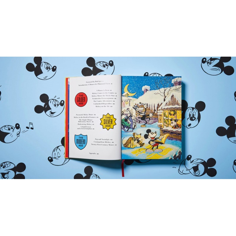 WALT DISNEY'S MICKEY MOUSE. THE ULTIMATE HISTORY Taschen