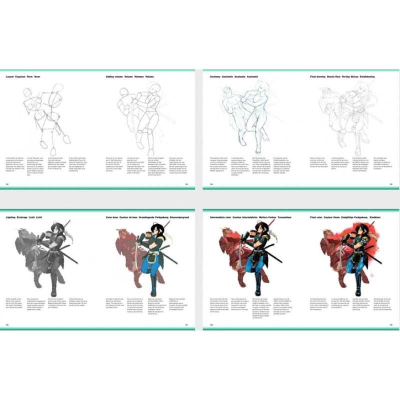 Character Design Progettazione Dei Personaggi Pdf : Manga heroes logos libri