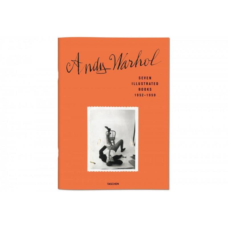 b935706b0e3a6 ANDY WARHOL. SEVEN ILLUSTRATED BOOKS. 1952–1959 - Taschen   Libri.it
