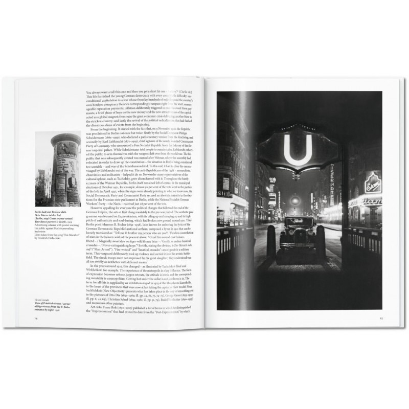 BERLINO NEGLI ANNI \'20 (I) #BasicArt - Taschen | Libri.it