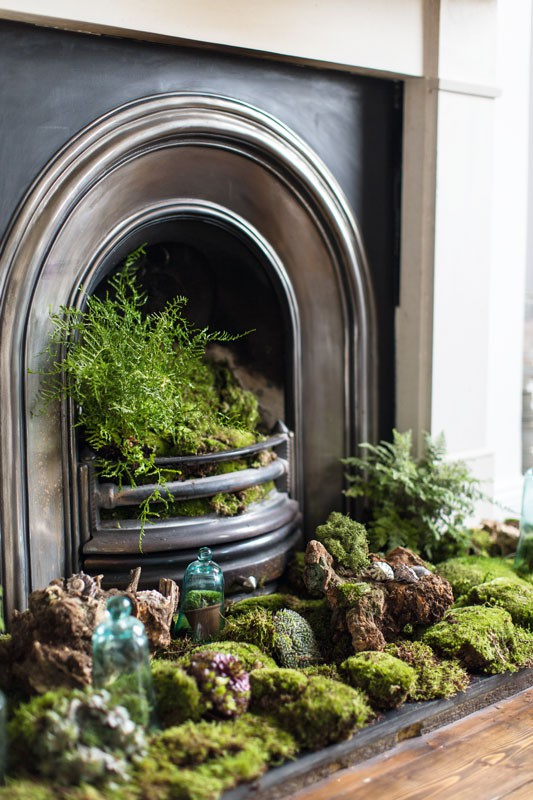 Giardini interni idee e ispirazioni per un giardino for Idee per interni casa