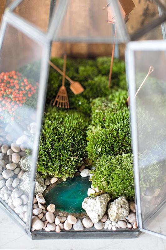Giardini interni idee e ispirazioni per un giardino - Idee originali per giardini ...
