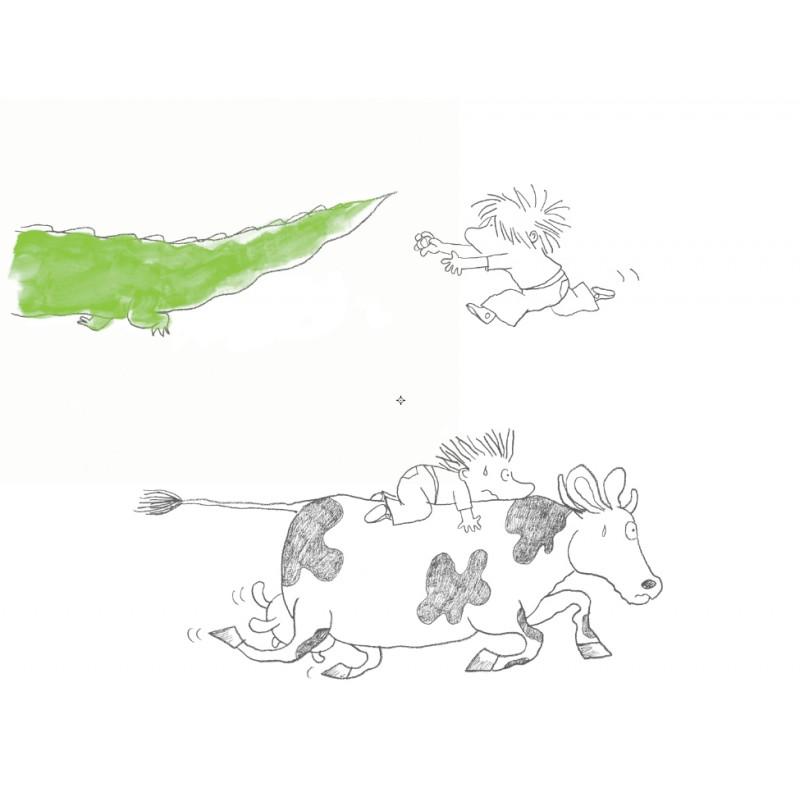 Bien-aimé IL MODO MIGLIORE PER IMPARARE A DISEGNARE UNA MUCCA - Logos | Libri.it WJ53