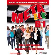META ELE B1 - ALUMNO + EJERCICIOS + CD