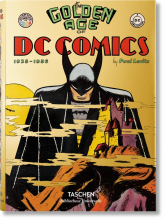 THE GOLDEN AGE OF DC COMICS - #BibliothecaUniversalis