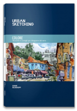 URBAN SKETCHING - COLORE