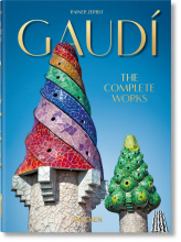 GAUDI. THE COMPLETE WORKS - 40th Anniversary
