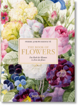 REDOUTÉ. BOOK OF FLOWERS - 40th Anniversary