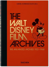 THE WALT DISNEY FILM ARCHIVES - 40th Anniversary