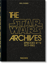 THE STAR WARS ARCHIVES. 1977-1983 - 40th Anniversary
