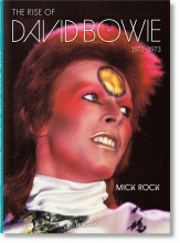 MICK ROCK. THE RISE OF DAVID BOWIE, 1972–1973 (INT) - JU