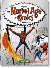 THE MARVEL AGE OF COMICS 1961–1978 - 40th Anniversary